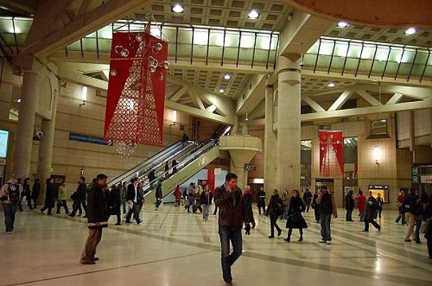 Shopping at les halles paris smart travel guide - Magasin de cuisine chatelet ...